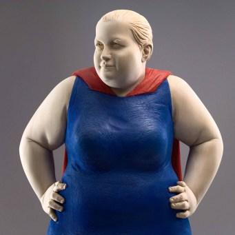 supergirl (detail)